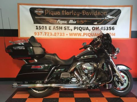 Pre-Owned 2016 Harley-Davidson Touring FLHTK - Ultra Limited FLHTK